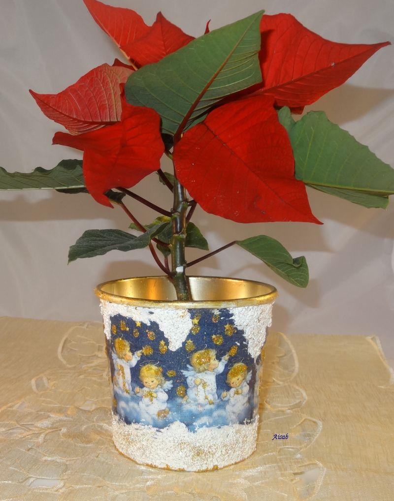 Aisab Dsc01334decu Doniczka święta Boże Narodzenie