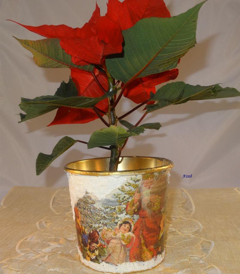 Aisab Dsc01338decu Doniczka święta Boże Narodzenie