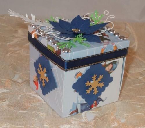 DSC01381pudełeczko na Boże Narodzenie