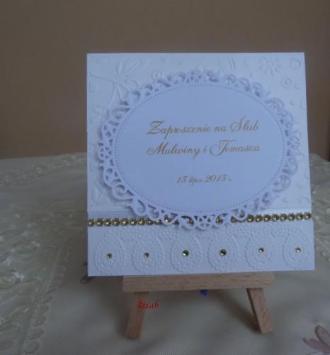 DSC01679zaproszenie na ślub, recznie robione
