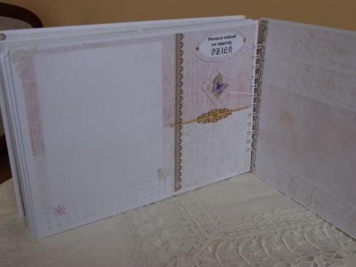 DSC02349Album na I Komunie święta