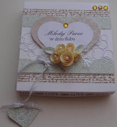 DSC02512 Kartka ślubna, życzenia