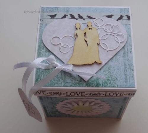DSC02513Kartka ślubna, życzenia
