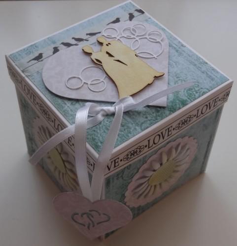 DSC02514Kartka ślubna, życzenia
