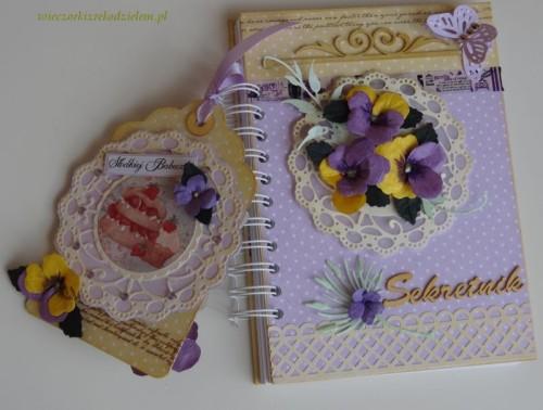 DSC02659notatnik, zapiski, sekrettnik, pamiętnik karteczka ręcznie robiona