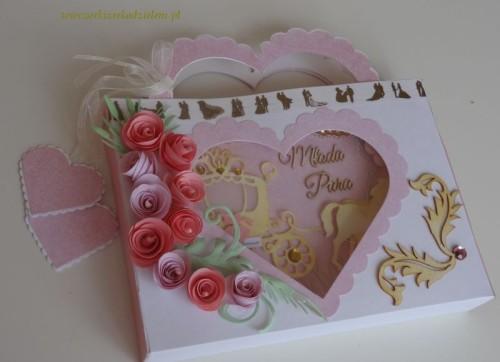 DSC02675Ślub, życzenia, karteczka ręcznie robiona