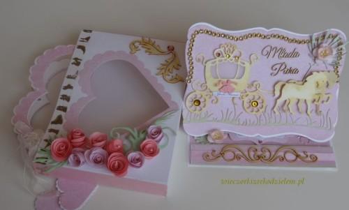 DSC02677Ślub, życzenia, karteczka ręcznie robiona