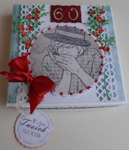 DSC02687Urodziny, życzenia,karteczka ręcznie robiona