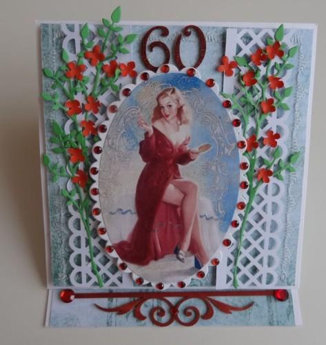 DSC02688Urodziny, życzenia,karteczka ręcznie robiona