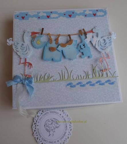 DSC02690chrzest, życzenia, karteczka ręcznie robiona, serduszko