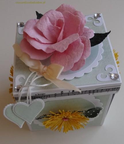 Karteczka ręcznie robiona, ślub, życzenia