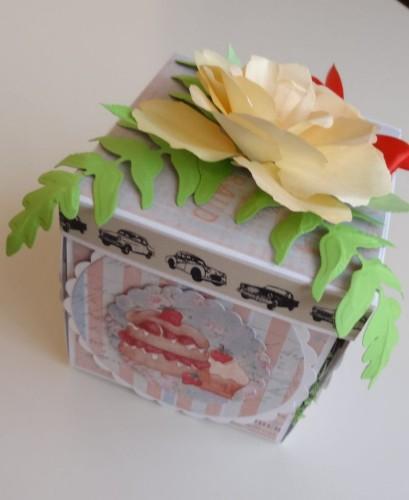 DSC02808życzenia, karteczka,urodziny, parapetówka exploding box