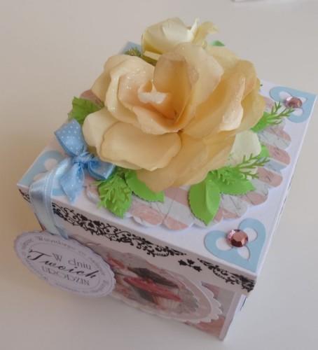 exploding box  DSC02816życzenia, karteczka,urodziny,