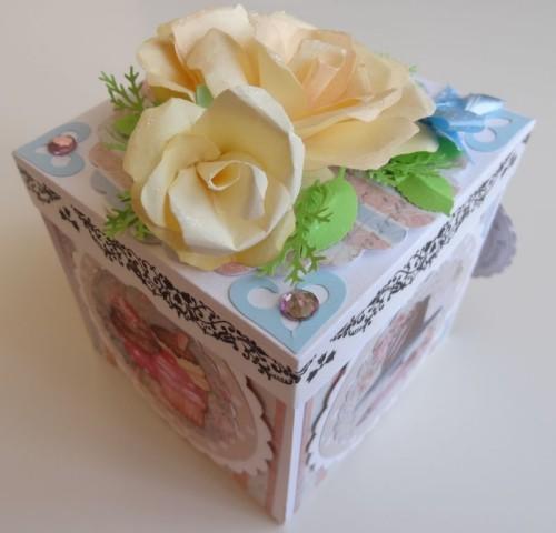 exploding box   DSC02817życzenia, karteczka,urodziny,