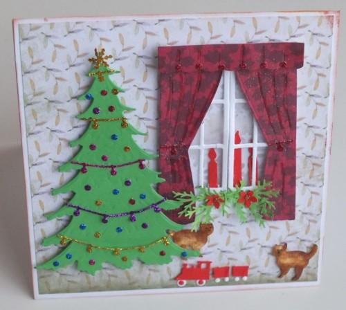 karteczki 067karteczka Boże Narodzenie, zyczenia