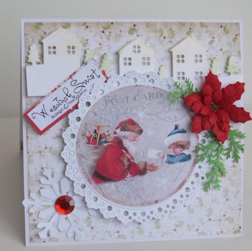 karteczki ręcznie robione, święta Bożego Narodzenia, życzenia 006