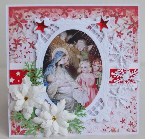 karteczki ręcznie robione, święta Bożego Narodzenia, życzenia 014