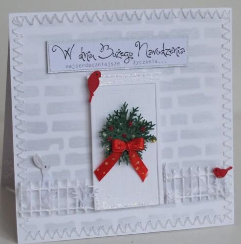 karteczki ręcznie robione, święta Bożego Narodzenia, życzenia 021