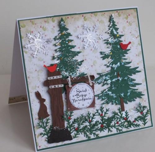 kiermasz karteczka ręcznie robiona, święta, Boże Narodzenie 2013 008
