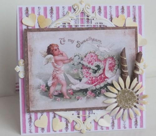 Karteczka na Walentynki DSCF2280