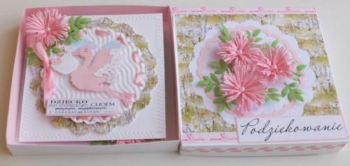 narodziny, gratulacje, podziękowania, życzenia , karteczka ręcznie robionaDSCF2029