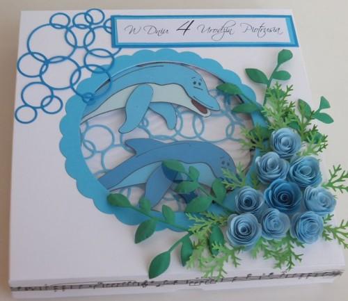 Urodziny karteczka ręcznie robiona