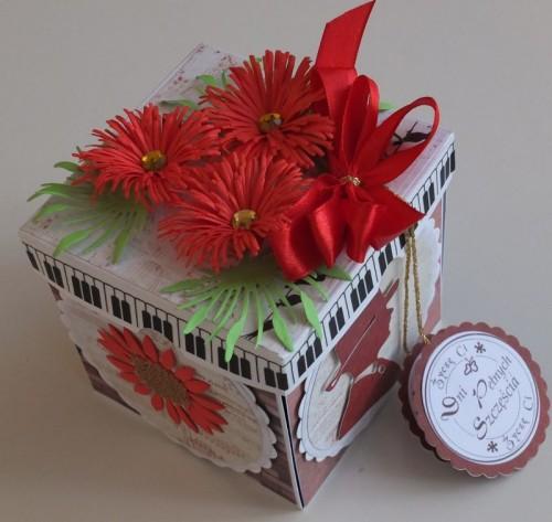 DSCF2474urodzinowa karteczka ręcznie robiona box