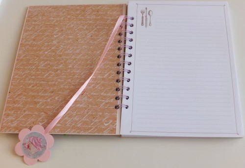 DSCF2491Notes, zapiski, przepiśnik, pamiętnik