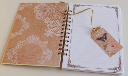 Notes, zapiski, przepiśnik, pamiętnik