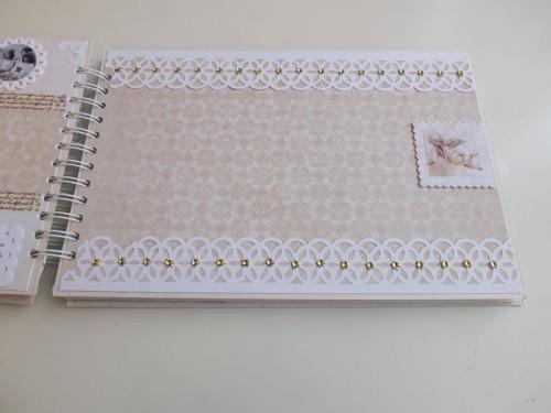 Album dla dziewczynki Pierwsza Komunia ŚwiętaDSCF2626