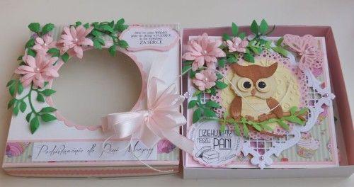 karteczka podziękowanie dla nauczyciela, wykrojnik sizzix, cottage cutz, joy, memory box DSCF2964