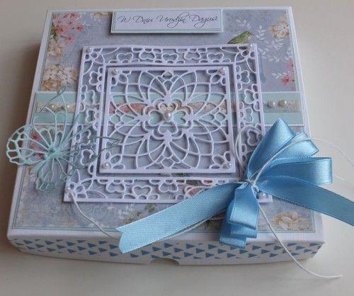 Urodziny, życzenia, kwiaty, wazon, memory box, joy, sizzixDSCF2986
