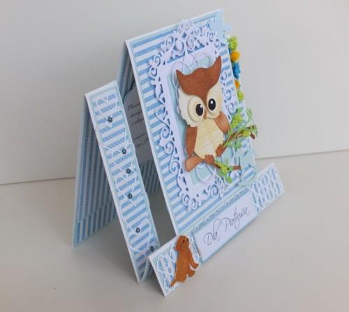 dla dzieci , pamiątka, życzenia,   karteczka ręcznie robiona wykrojnik, sizzix, memory boxDSCF3099