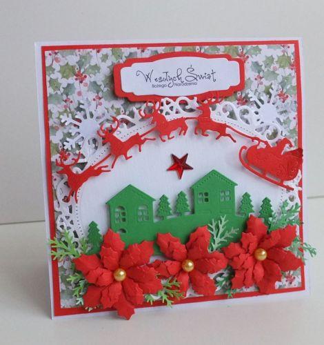 Boże Narodzenie, karteczka, życzeniaDSCF3013