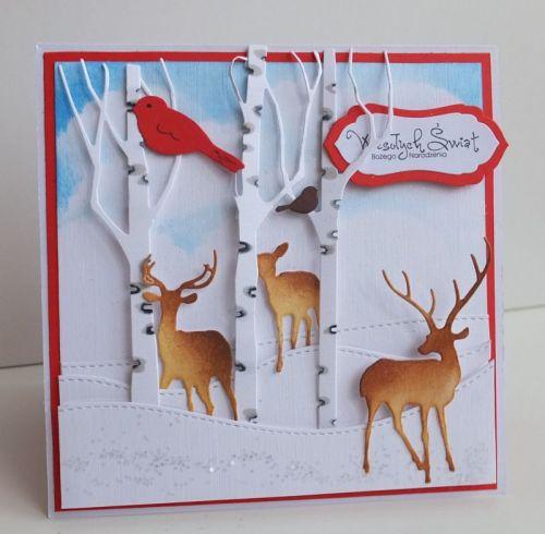 Boże Narodzenie, karteczka, życzeniaDSCF3018