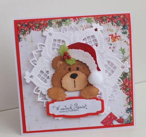 Boże Narodzenie, karteczka, życzeniaDSCF3019