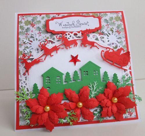 Boże Narodzenie, karteczka, życzeniaDSCF3016