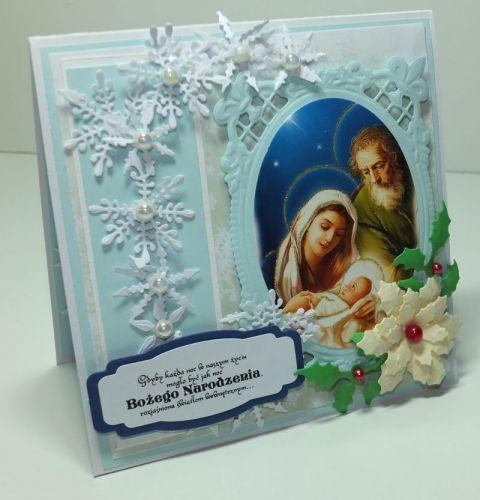 kartka ręcznie robiona, życzenia, Boże Narodzenie DSCF3073