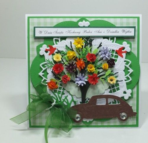 Dzień Babci, Dzień Dziadka, życzenia, karteczka, wykrojnik, Marianna Desing, cottage cutz, memory Box,DSCF3003
