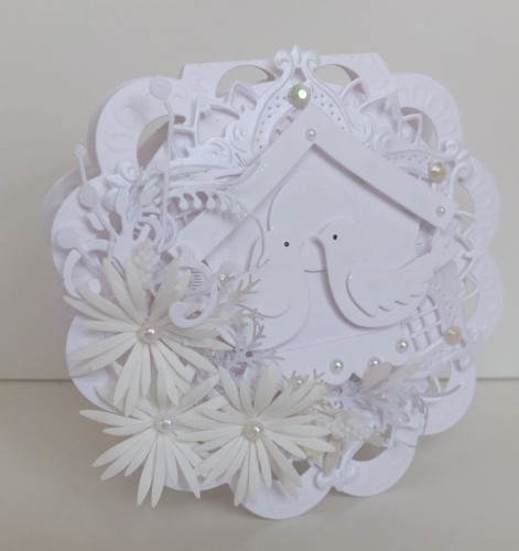 ślub, życzenia, karteczka, wykrojnik, Tattered Lace, cheery Lynn Desings, Cottage cuttz, Marianna Desing, sizzix, DSCF3529