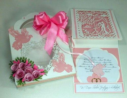 Pamiątka ślubna, kartka ręcznie robionaDSCF3850