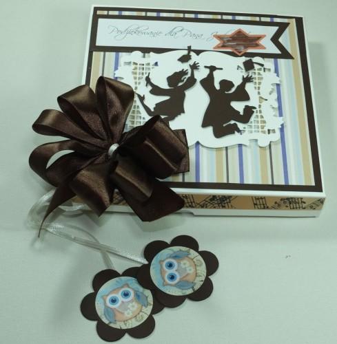 Kartka ręcznie robiona, podziękowanie, nauczyciel, życzenia, scrapbookingDSCF3962
