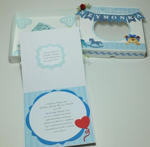 kartka ręcznie robiona, Urodziny, imieniny dla dzieciDSCF3139