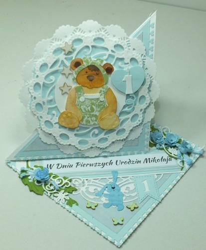 kartka ręcznie robiona, urodziny imieniny,chrzest ślub DSCF4004