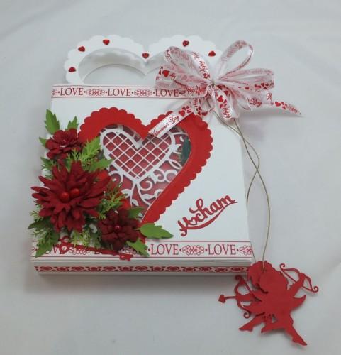 Kartka ręcznie robiona, urodziny, imieniny, Dzień Babci, Dzień Dziadka chrzest, ślubDSCF4191