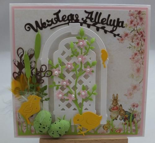 kartka ręcznie robiona, memory box, marianne desings , poppy stamps, sizix, cottage cutzz (6)