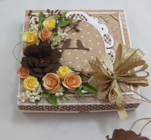 kartka ręcznie robiona,wykrojnik, życzenia (13)