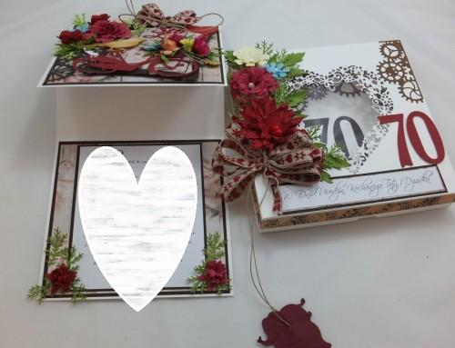 kartka ręcznie robiona, memory box, marianne desings , poppy stamps, sizix, cottage cutzz (5)