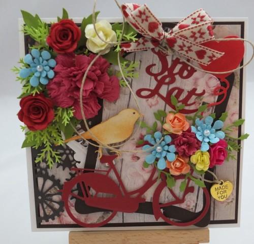 kartka ręcznie robiona, memory box, marianne desings , poppy stamps, sizix, cottage cutzz (9)