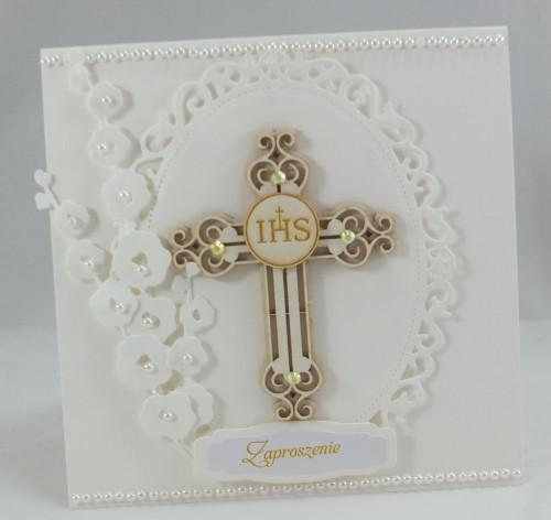 kartka ręcznie robiona, życzenia,imieniny, urodziny, ślub, komunia, chrzest, roczek, wykrojnik (79)